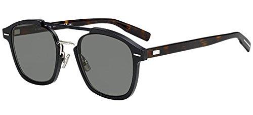 Dior Homme AL13.13 WR7 Black/Havana Square Sunglasses Lens