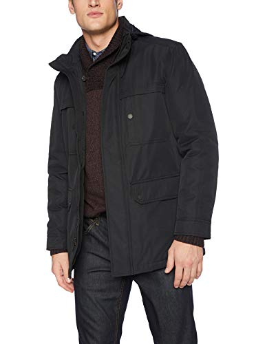 Marc New York by Andrew Marc Men's Rigby, Black, Small