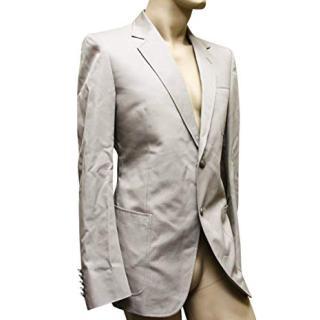 Gucci Men's Beige Jacket Blazer Beige