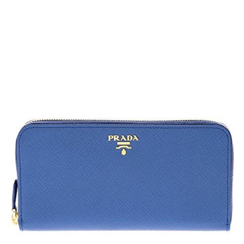 Prada Women's Saffiano Leather Blue