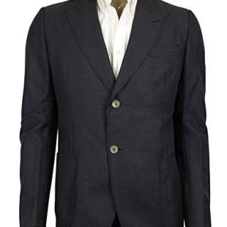 Gucci Panama Dark Grey Wool/Mohair Formal Jacket