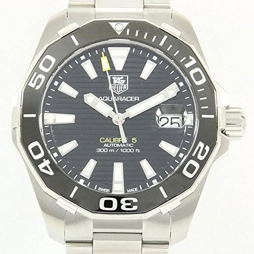Tag Heuer Men's Aquaracer Calibre 5 Watch Automatic Sapphire Crystal