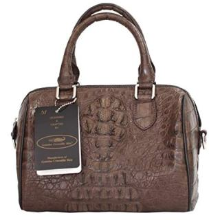Authentic M Crocodile Skin Womens Genuine Hornback