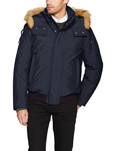 Marc New York by Andrew Marc Men's Boerum Insulated Bomber Jacket
