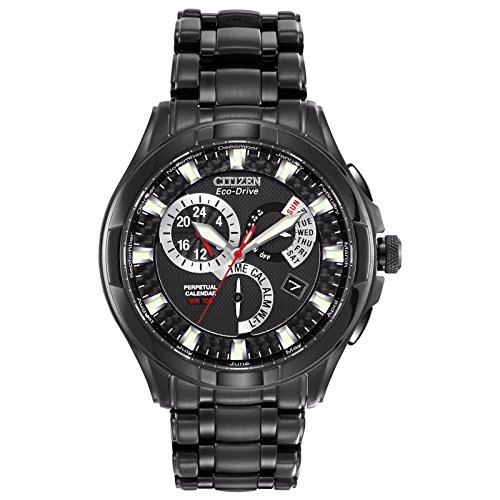 Mens Watch Citizen Calibre Calibre Perpetual Calendar Stain