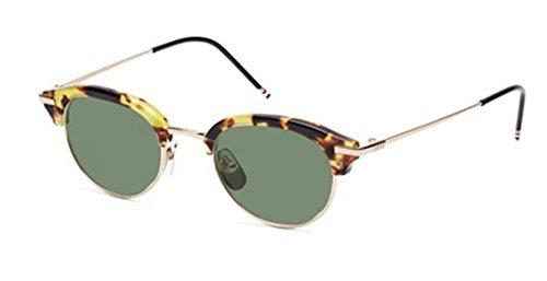 Sunglasses THOM BROWNE Tokyo Tortoise-Shiny 12K Gold w/G15AR