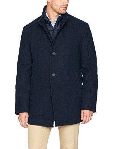 Marc New York by Andrew Marc Men's Linden Superior Wool Car Coat
