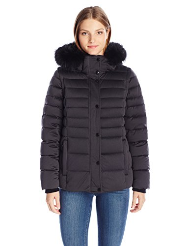 Andrew Marc Women's Kelly Down Coat with Storm Cuffs