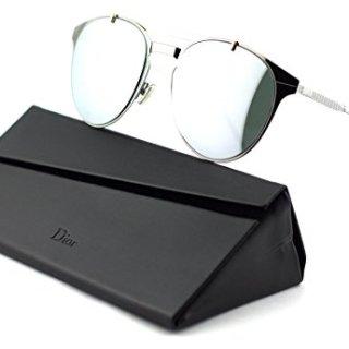 Dior Homme Round Unisex Sunglasses