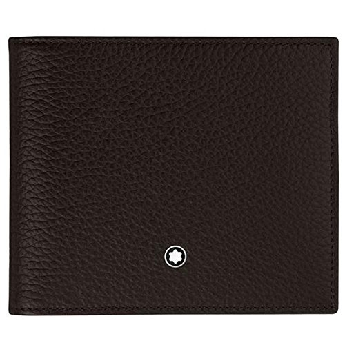 Montblanc Coin Purse, BROWN (Brown)