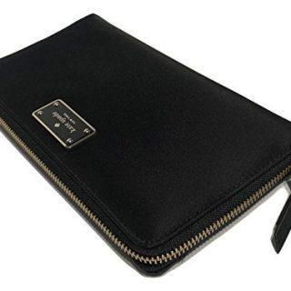 Kate Spade New York Wilson Road Kaden Large Wallet Black