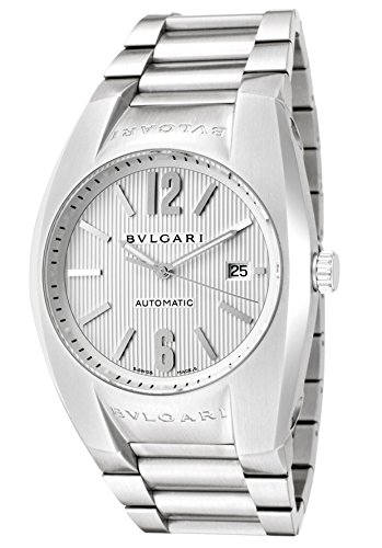 Bulgari Men's Diagono Mechanical/Automatic Silver