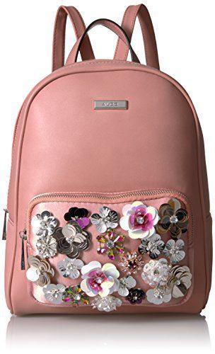 Aldo Anaduck Backpack,Light Pink