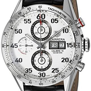 TAG Heuer Men's Carrera Calibre 16 Swiss Automatic Chronograph Watch