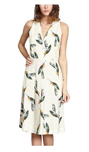 Cacharel Fruity Tennis Dress Summer Collection Women Yellow
