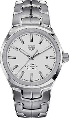 Tag Heuer Link Silver Dial Men's Watch