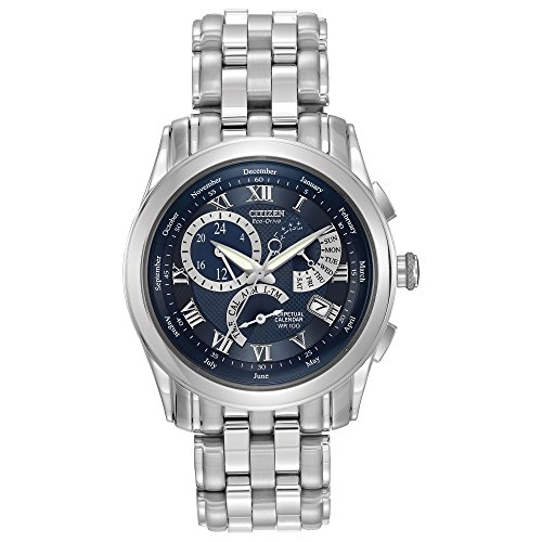 Citizen Men's Eco-Drive Calibre Stainless Steel Bracelet Watch