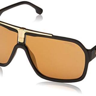 Carrera Men's Carrera S Black/Brown/Gold One Size