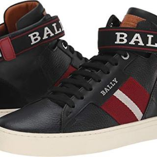 BALLY Men's Heros Sneaker Black