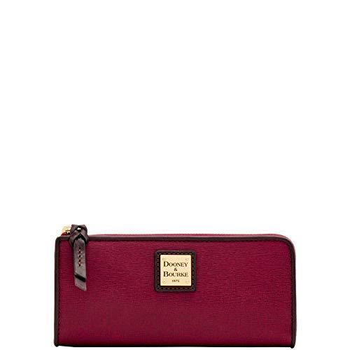 Dooney & Bourke Thompson Zip Clutch Wallet