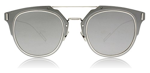 220d4ea6158 Dior Homme Composit Palladium Composit 1.0 Round Sunglasses Lens