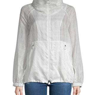 Akris Womens Lightweight Hooded Jacket, 6