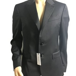 Versacee Designer Men's Two Piece Casual Suit Blazer