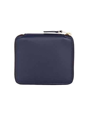 Comme Des Garçons Women's Blue Wallet