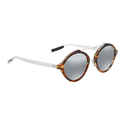 Dior Homme System Dark Havana System Round Sunglasses Lens