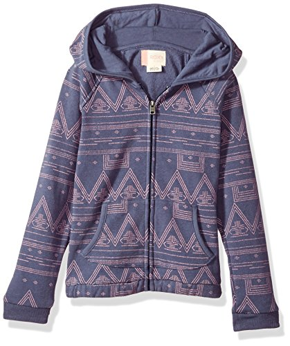 Roxy Girls' Little Make Me Swim Hooded Sweatshirt