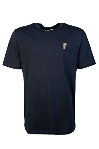 Versace Mens Round Neck T Shirt