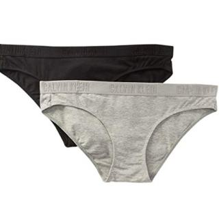 Calvin Klein Women` Cheeky Bikini Pack of 2