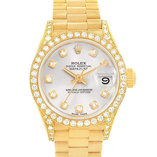 Rolex Datejust Automatic-self-Wind Female Watch