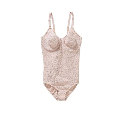 Flexees by Maidenform Firm Control allover Lace Bodysuit