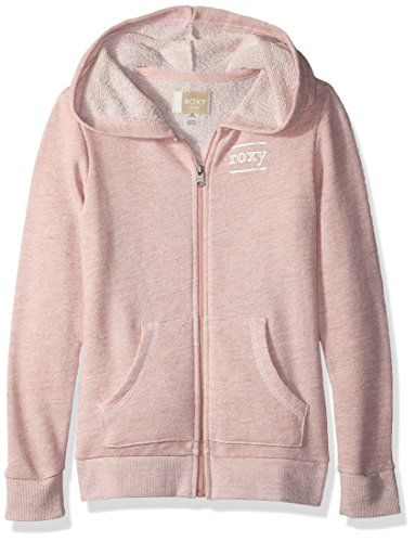 Roxy Girls' Big Roam Free Zip-Up Hooded Sweatshirt
