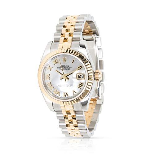Rolex Datejust Automatic-self-Wind Female Watch