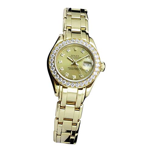 Rolex Masterpiece Automatic-self-Wind Female Watch