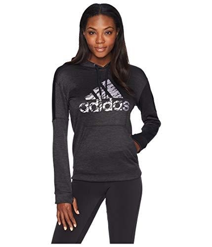 adidas Athletics Badge of Sport Camo Print Hoodie