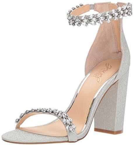 Badgley Mischka Jewel Women's Mayra Heeled Sandal