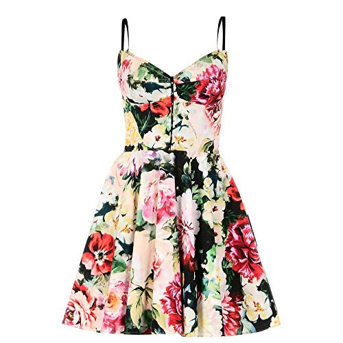 Dolce e Gabbana Women's Pink Cotton Dress