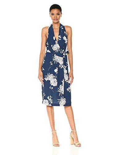 Keepsake The Label Women's No Limits Midi Dress-Print