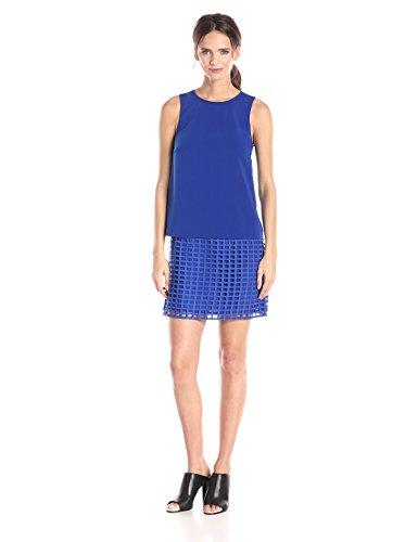 StyleStalker Women's Piano Sleeveless Shift Dress