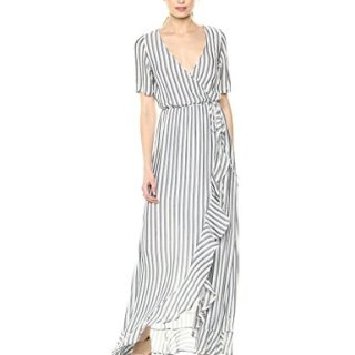 Rachel Pally Women's Rayon WRAP Dress