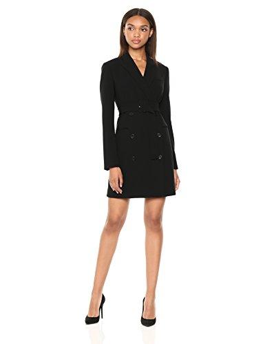 Theory Women's Blazer Dress, Black 2