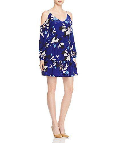 Yumi Kim Women's Cold Shoulder Dress in Sienna Fiesta