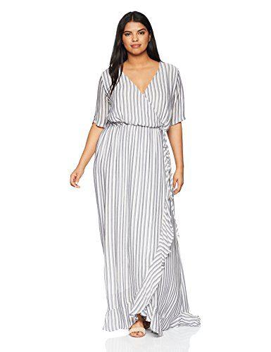 Rachel Pally Women's Plus Size Rayon WRAP Dress WL