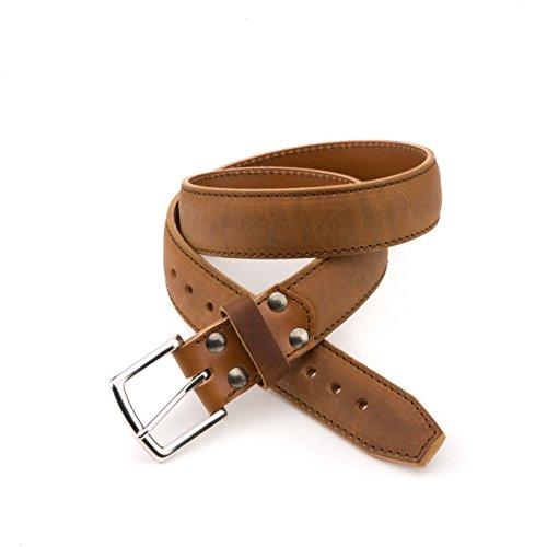 Saddleback Leather Co. Tow Belt Highest Quality Designed