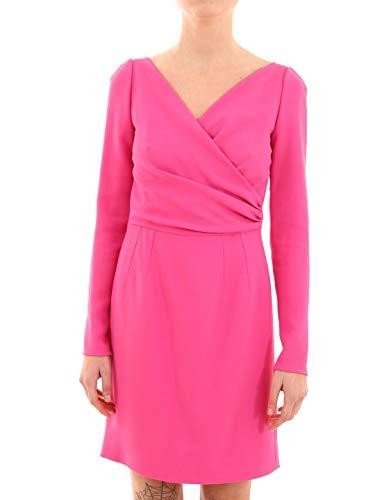 Dolce e Gabbana Women's Pink Viscose Dress