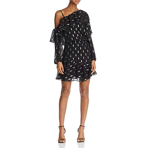 Parker Women's Clarisse Dress, Black, XS