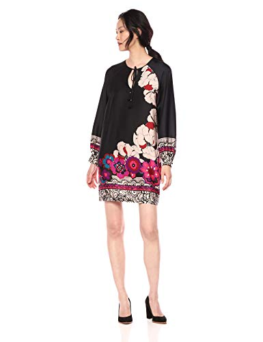 Trina Turk Women's Alabaster Baloon Sleeve Dress